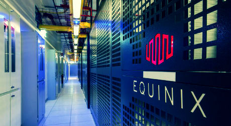 data center equinix